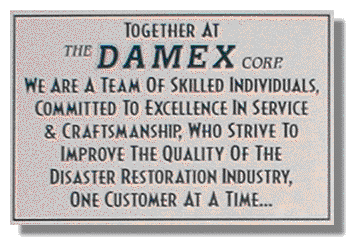 Damex Corporation Mission